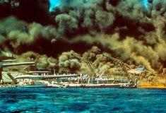Pearl Harbor Attack 7 December 1941