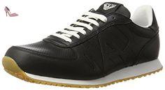 Armani Jeans  9350277p423, Sneakers Basses homme - noir - Noir, 41 - Chaussures emporio armani (*Partner-Link)