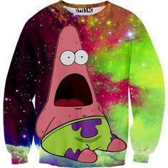 Patrick Galaxy Sweater