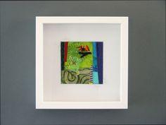 KunstRaub Nr. 10, FabelHaft - DANACH  / Stoffbild von Patch Work Design auf DaWanda.com