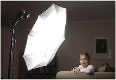Strobist: Lighting 101: Using Umbrellas