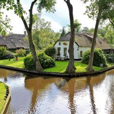 Githorn Netherlands.Great place!  #Dream #Places #Travel