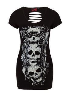 Tee-shirt Rock Punk Gothique Jawbreaker