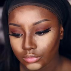 Best Contouring For WOC: Keisha Murdock | 19 People Who Contoured Better Than You In 2015