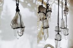 Would look great hanging off of drift wood. Maybe with some Indian bells for a wind chime