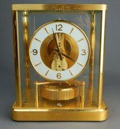 Jaeger LeCoultre Thirteen Jewels Atmos Clock