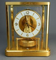 Jaeger LeCoultre Thirteen Jewels Atmos Clock