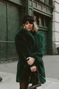 ShopStyle Look by margoandme featuring Faux fur coat and APPARIS Sophie Faux Fur Coat Fur Fashion, Look Fashion, Womens Fashion, Fashion Trends, Petite Fashion, Fashion Bloggers, Fall Winter Outfits, Autumn Winter Fashion, Ourfit