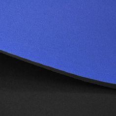 3mm Royal Blue Nylon Double Lined Neoprene Sheet - SBR | OnlineFabricStore.net Styrene Sheets, Can Holders, Royal Blue, Fabric, Tejido, Tela, Fabrics, Tejidos