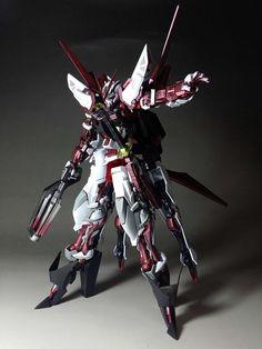 GUNDAM GUY: Gundam Astray Red Frame Another [GBWC 2016 Hong Kong] - Custom Build
