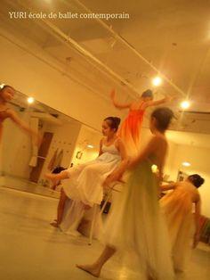 YURI ecole de ballet contemporain