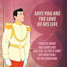 Grappige Cinderella-quotes - LOL - Flair