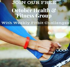 If you have a Fitbit and you don't have a personal coach of any kind helping you on your health and fitness journey send me a message! This month we are doing Fitbit challenges in our group who doesn't like to track their steps and beat their friends!?!! message me