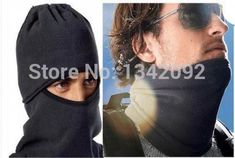 Polar Fleece Neck Warmer Multi purpose Winter Mask Beanie Hat Scarf Hood Balaclava-in Skullies & Beanies from Men's Clothing & Accessories on Aliexpress.com | Alibaba Group