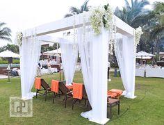 Beach & Pool party ideas Wedding indian design