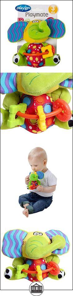 playgro 40128Zany Zoo Elephant con beiã anillos, multicolor  ✿ Regalos para recién nacidos - Bebes ✿ ▬► Ver oferta: http://comprar.io/goto/B009SL3BY4