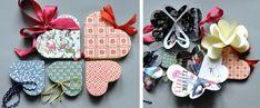 DIY : Petits dépliants coeur pour la fête des mères
