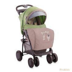 Детская прогулочная коляска Lorelli Foxy Beige-green bears  Цена: 81 USD  Артикул: 10020521629A   Подробнее о товаре на нашем сайте: https://prokids.pro/catalog/detskaya_progulochnaya_kolyaska_lorelli_foxy/