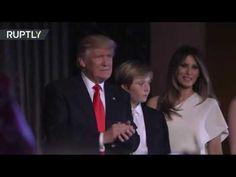 Дональд Трамп победил на выборах президента США
