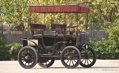 1903 Columbia Electric Surrey