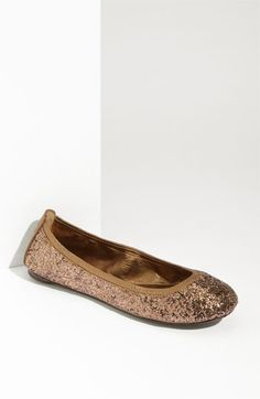 Tory Burch Eddie Flats would go great in my closet.