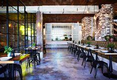 The Grounds, superbe restaurant Australien   ATELIER RUE VERTE le blog