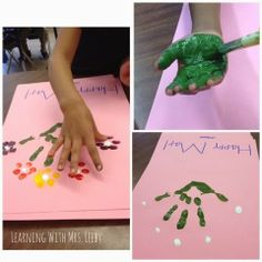 a Class*y Collaboration: Mother's Day Craft and Kindergarten Graduation