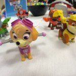 Skye Paw Patrol toys from Spinmaster