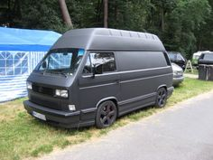 A Vanagon for the A-Team!