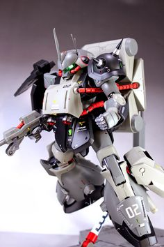 GUNDAM GUY: MG 1/100 Marasai - Customized Build