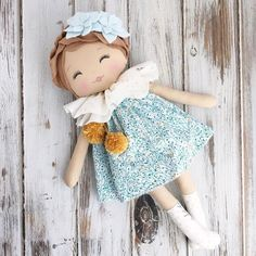 lovable, huggable rag dolls handmade in the USA Doll Crafts, Diy Doll, Fabric Toys, Fabric Crafts, Doll Patterns Free, Sewing Dolls, New Dolls, Softies, Doll Hair