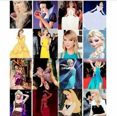 taylor swift is a real live disney princess I SAY FOR THE 1,989TH TIME { sorry, i had to. }