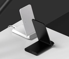 Fever Wireless Charger Has Smooth Lines First Apple Product, Craving Coffee, Efficient Packing, Cool Tech Gadgets, Handheld Vacuum, Retro Waves, Smooth Lines, Iphone Charger, Phone Stand