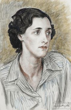 Dame Laura Knight – Portrait of a Lady – – DIY Geschenke und Hochzeit Most Popular Artists, English Artists, British Artists, Avant Garde Artists, Knight Art, Pastel Portraits, Royal Academy Of Arts, Art Deco, Portrait Sketches