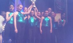 Dance costumes for Ramat Rachel Group - Gabbie Shenker. 2nd Prize.