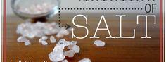 In defense of salt