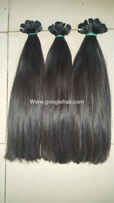 """18"""" Super Double Drawn Baby Thin Straight Hair Machine In Weft - 100% unprocessed human hair  - Full cuticle, one direction, no tangling, no shedding, no nit, no henna...  - Natural color so it can be bleach or dye to any other color  - Length: 4""""-36""""  - Can last at least  4-5 years with well care  - ADORABLE WHOLESALE PRICE LIST  Contact me now:  Whatsapp: +841647425908 Email: huyennt.vuy@gmail.com Website: www.googlehair.com #googlehair #googlehaircompany #straighthair #babystraighthair…"""