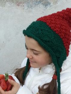 Strawberry Hat front band