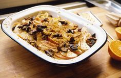 The Spiced Apple Gratin from our Seasonal Desserts issue.