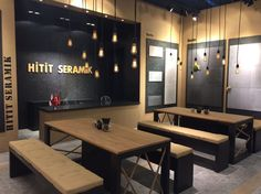 Hitit stand at Cersaie 2016 (Bologna Italy)