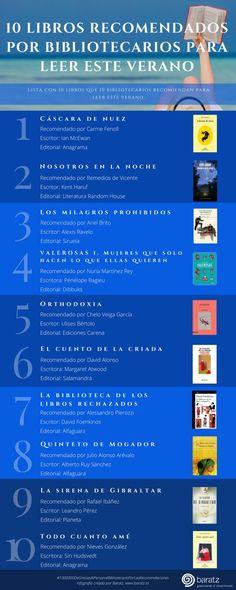 Infografía. 10 libro