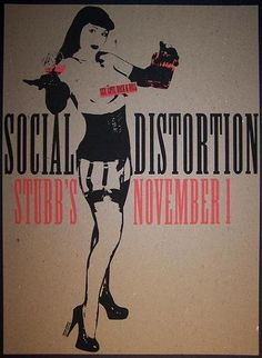 Everything that is right in music today - social distortion