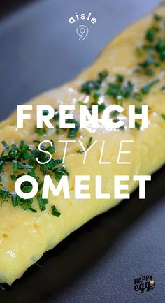 Bored with typical egg recipes? Let a chef show you how to whip up this easy french style omelet for a breakfast you will love!