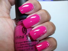 China Glaze Make An Entrance