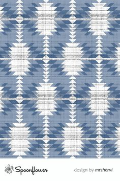 Shop, design and sell custom fabric, wallpaper and home decor on Spoonflower. Tribal Patterns, Graphic Patterns, Geometric Designs, Geometric Shapes, Geometric Drawing, Custom Printed Fabric, Christmas Photography, Print Ideas, Fabric Wallpaper