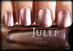 My Color of the week  Julep Maria  An American Beauty color