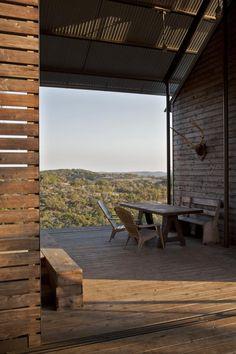 theblackworkshop:  Built House with Lake