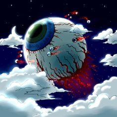Terraria-Eye of Cthulhu by dw628.deviantart.com on @deviantART