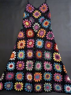 omⒶ KOPPA - Long colored granny dress