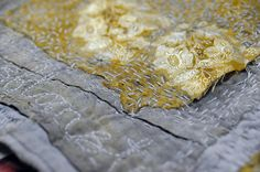 India Flint's natural dyeings & art